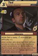 Ted (Alien Deserter)