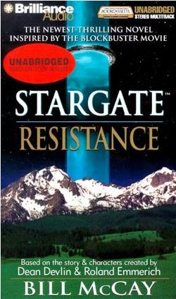 Stargate Resistance Audiobook