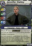 Jennifer Hailey (Brilliant Cadet)