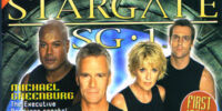 Stargate SG-1: The Official Magazine 1
