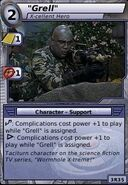Grell (X-cellent Hero)