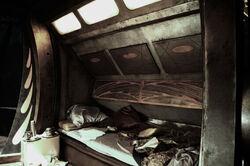 Eli Wallace bunk
