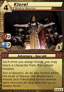 Klorel (Mighty Warrior)