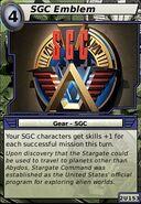 SGC Emblem