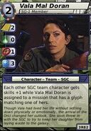 Vala Mal Doran (SG-1 Member)