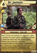 Dr Jackson (Spy for Apophis)