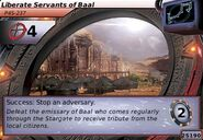 Liberate Servants of Baal