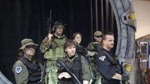 SG-4B team