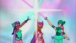 """""""Circle of Friends"""" - Princess Gwenevere (Starla) and the Jewel Riders - Music Video"""