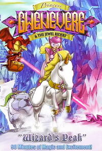 Princess Gwenevere and the Jewel Riders