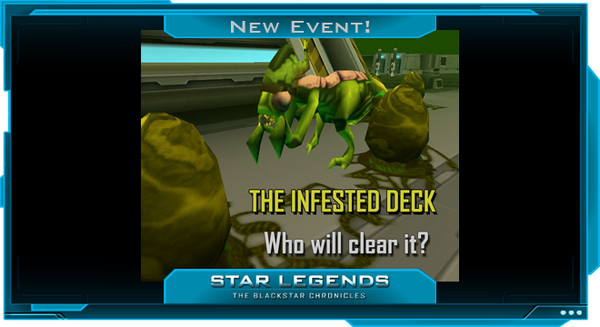 Infested Deck Event