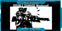 Double Damage Weekend