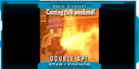 Double XP Weekend/May 2013