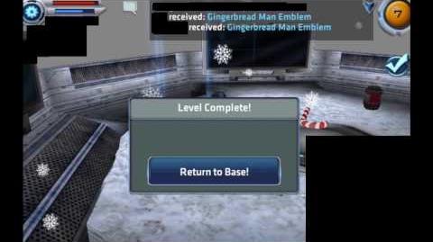 Star Legends- The Blackstar Chronicles - Gingerbread Man Emblem (2 DROPS ON A L48+ Chracters)