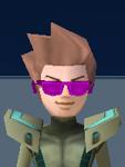 File:Classic Pink Sunglasses.png