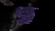 Purple Asteroid
