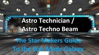 Astro TechnoBeam - Star Made - The Star Makers Guide to the Star Made Galaxy