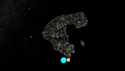Sand Asteroid