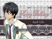 Toraishi-Birthday