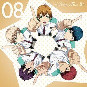 Stamu Musical Song Series SHOW TIME 8 team Otori & Seishiro Inumine x Akira Ugawa