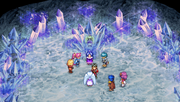 Old Race Ruins - Crystal Room