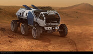 Taurus Vehicular Systems ATV 01