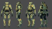 Alien pilot armor 3d by zhegesha-d7jp3oj