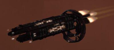 SPG2 Battleship Echelon 01