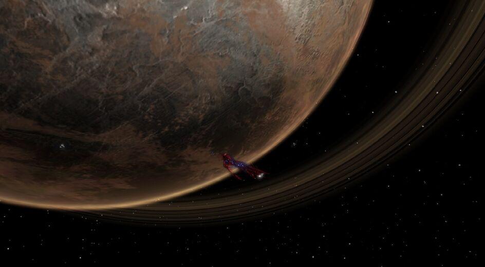 Planet Baeldor Closer
