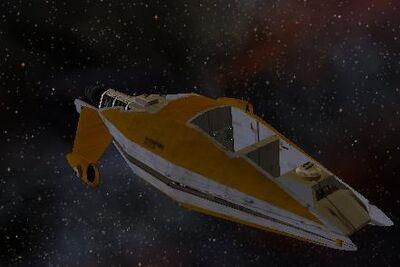 Vargr Light Cruiser
