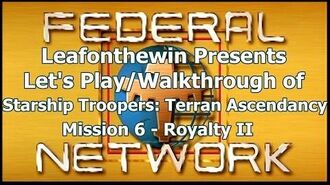 Walkthrough - Mission 6- Royalty II