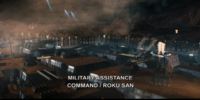 Roku San Military Assistance Base