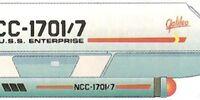 Federation shuttlecraft