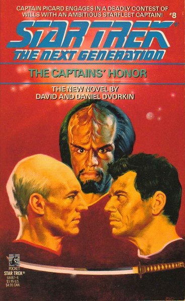 The Captains' Honor cover