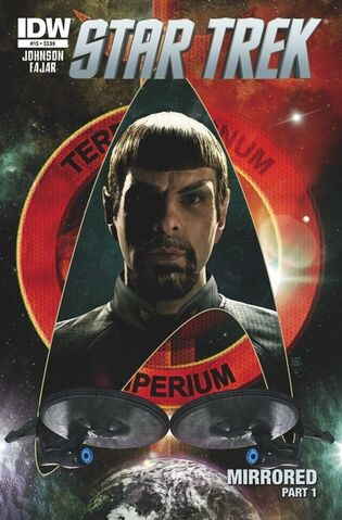 File:IDW Star Trek, Issue 15.jpg
