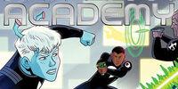 IDW Starfleet Academy, Issue 2