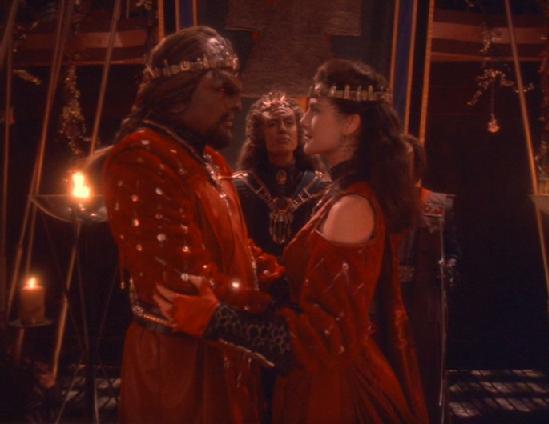 File:Worf and Jadzia wedding.jpg