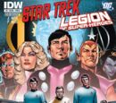 Star Trek—Legion of Super-Heroes