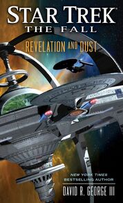 Revelation and Dust solicitation cover