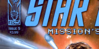 Mission's End, Issue 5