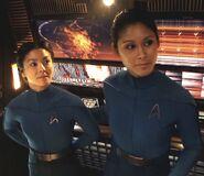 Kelvin bridge officers