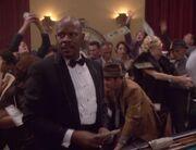 Sisko throws money