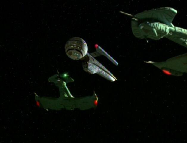 File:Voodieh class vessels attack USS Pasteur.jpg