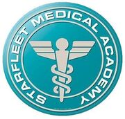 Starfleet Medical Academy insignia