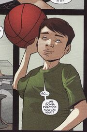 Basketball IDW Comics