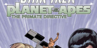 The Primate Directive, Issue 5