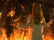 Winn summons the Pahwraith