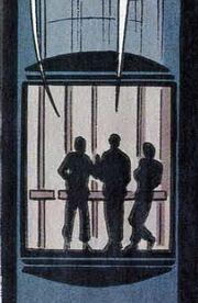 Turbolift DC Comics