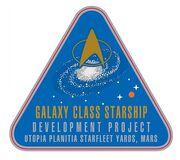 Galaxy Class Starship Development Project