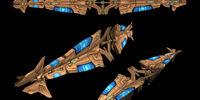 Vanguard class (spine vessel)
